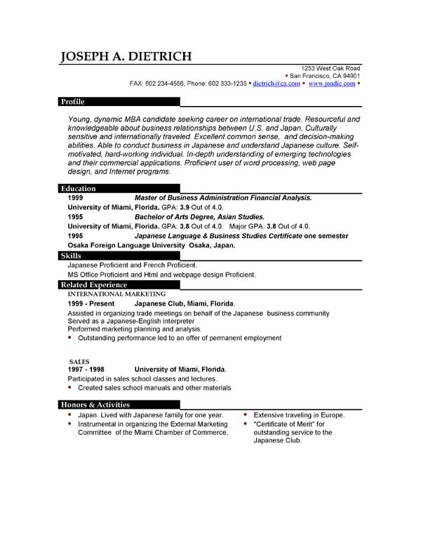 Job Resume Cover Letter Example Best Cover Letter Examples For